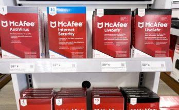 Why do you need McAfee LiveSafe?
